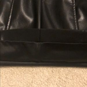 Guess Skirts - Guess Faux Leather Skirt